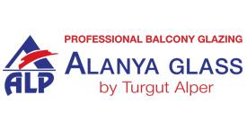 Balcony glazing in Alanya by Turgut Alper