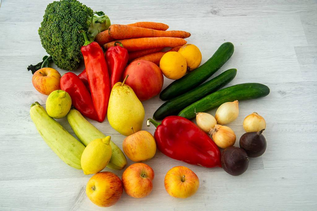 Идеи для фото фруктов и овощей в домашних условиях